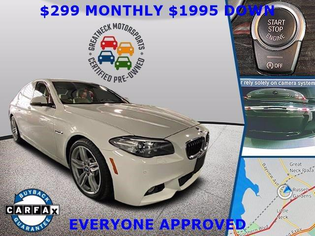 2016 BMW 5 Series 535i xDrive MSPORT